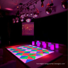 RGB Interactive LED Dance Floor
